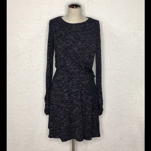 Anthropologie Saturday Sunday Tie Waist Dress